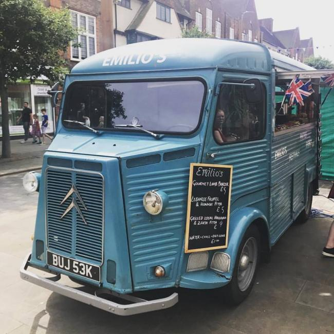 Harpenden Street Food Social